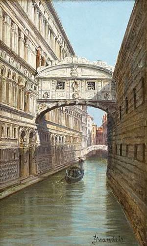 Antonietta Brandeis - Bridge of Sighs