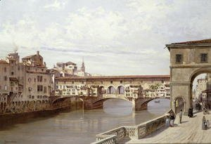 The Pontevecchio, Florence