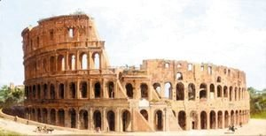 The Colliseum, Rome