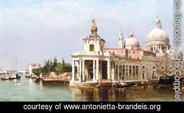 Antonietta Brandeis - The Complete Works - The Customs House