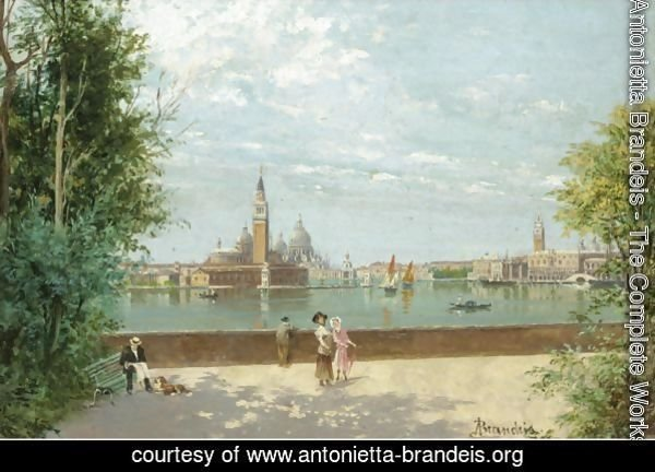 Venice From Public Gardens